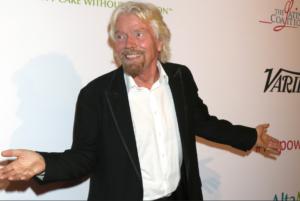 innovar según Richard Branson